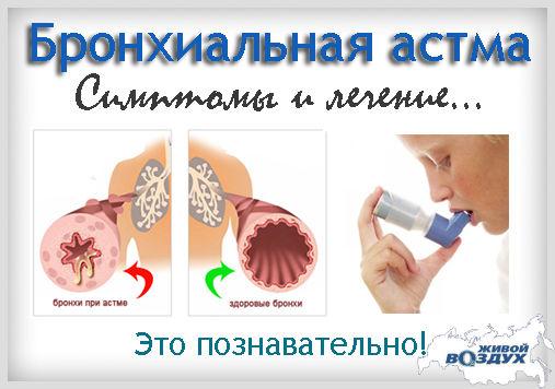 Можно ли снять бронхиальную астму